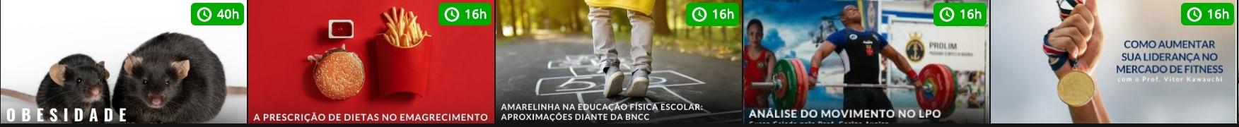 lançamentos educafit