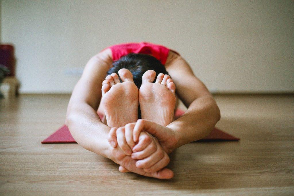 Yoga - Relaxar o stress diário