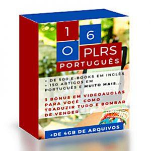 Pacote E-books PLR em Português