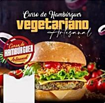 Curso de Hambúrguer Vegetariano